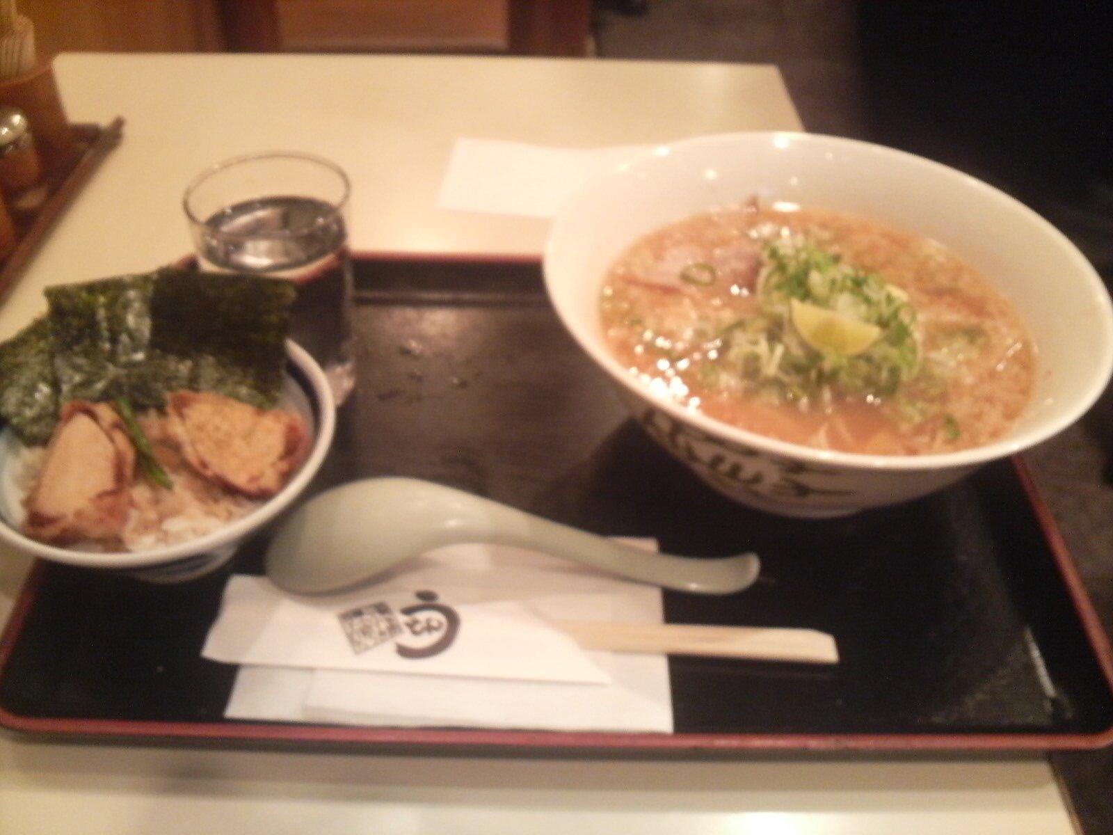京都のうどん屋さん